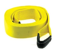 "Smittybilt 4"" x 20' Recovery Strap, 20,000-lb"