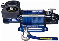 Superwinch Talon 9.5 Winch with Synthetic Line