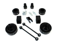 "TeraFlex Jeep Wrangler JK 2.5"" Budget Boost Kit, no shocks"