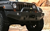 TJM T3 Bull Bar Front Winch Mount Bumper for 2007+ Jeep Wrangler JKs