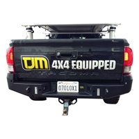 TJM Trail Runner Rear Bumper for 2016+ Tacoma