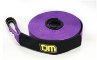 "TJM Winch Extension 13,200 lbs (2.5"" x 66')"