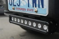 Vision X License Plate Light Mount