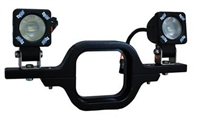 Vision X Receiver Adapter Light Mount
