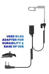 Sentinel LE - K1 - All Black Diamond/Kenwood 2-Pin