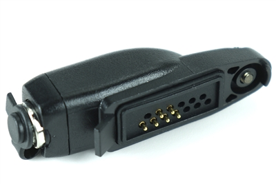 Adapter M5 Multipin Radio to M2 3.5mm Threaded Accessory