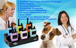 6 Staff Member Complete Veterinarian's Digital Communications Package