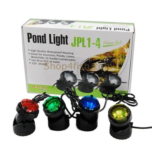 Jebao Submersible Halogen Light Set 4 Lights
