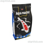 Aqua Master Quich Growth Koi Food Large Pellet 11 lbs