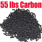 55 LBS Premier Activated Carbon