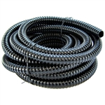 "Tetra Corrugated Non-Kink Pond Tubing 1-1/2"" ID 20ft. Roll"