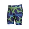 Rapid Swimshop Arena Spider Jammer Navy Leaf