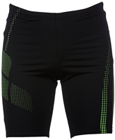 Rapid Swimshop Arena Male Shadow Jammer Black/Leaf