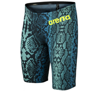 Rapid Swimshop Arena Powerskin Carbon Air2 Jammer Blue Python Ltd Edition