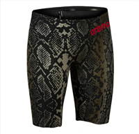Rapid Swimshop Arena Powerskin Carbon Air2 Jammer Black Python Ltd Edition