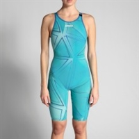 Rapid Swimshop Arena Revo Kneeskin Special Edition Blue Glass