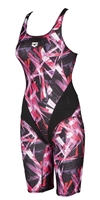 Rapid Swimshop Arena Night Lights Kneeskin Black/Pink