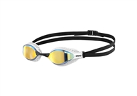 Rapid Swimshop Arena AirSpeed Mirror Goggles - Copper White