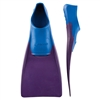 Rapid Swimshop Finis Floating Fins Jr Blue/Purple UK 7-8.5 (Euro24-26)