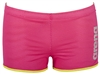 Rapid Swimshop Arena Square Cut Drag Shorts - Pink