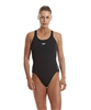 Rapid Swimshop Speedo Women's Endurance+ Medalist Swimsuit Black