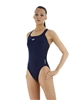 Rapid Swimshop Speedo Women's Endurance+ Medalist Swimsuit Navy