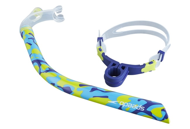 Rapid Swimshop Speedo Centre Snorkel Turquoise