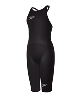 Rapid Swimshop Speedo LZR Racer Openback Kneeskin Red/Black