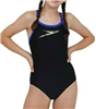 Rapid Swimshop Speedo BOOM PLACEMENT THINSTRAP BLACK - Girls Girls
