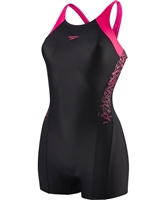 Rapid Swimshop Speedo Endurance10 Boom Splice Legsuit - Girls