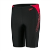 Rapid Swimshop Speedo Endurance10 Boom Splice Jammer Black/Red - Boys