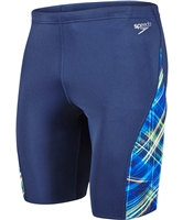 Rapid Swimshop Speedo Endurance+ Allover Digital Panel Jammer Navy/Blue