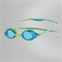 Rapid Swimshop Speedo Vengeance Mirror Junior Goggle Green/Blue