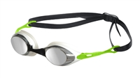 Rapid Swimshop Arena Cobra Mirror Goggles Smoke/Silver/Green