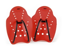Rapid Swimshop Maru Large Hand Paddle - Red