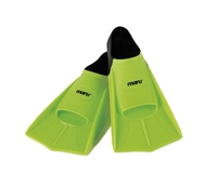 Rapid Swimshop Maru Training Fins - Neon Lime