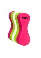 Rapid Swimshop Maru Pull Buoy Pink/Lime/White
