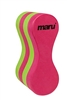Rapid Swimshop Maru Junior Pull Buoy Pink/Lime