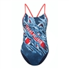 Rapid Swimshop TYR Female Great Britain Cutoutfit British Federation