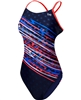 Rapid Swimshop TYR Victorious Cutoutfit Red/White/Blue Youth