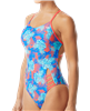 Rapid Swimshop TYR Tortuga Tetrafit Teal/Multi Youth