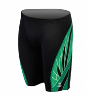 Rapid Swimshop TYR Phoenix Splice Jammer Green Boys