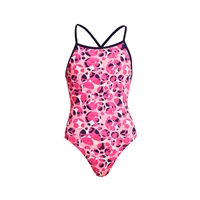 Funkita Tie Me Tight One Piece Bliss Dish - Ladies Rapid Swimshop