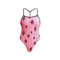 Funkita Twisted One Piece Flying High- Ladies Rapid Swimshop