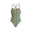 Funkita ECO Strapped In One Piece Toucan Do It Ladies Rapid Swimshop