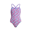 Funkita ECO Tie Me Tight One Piece Tou Tou - Girls Rapid Swimshop