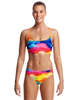 Funkita Sports Two Piece Cumulus - LadiesRapid Swimshop