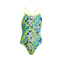 Funkita Diamond Back Glow Rider Rapid Swimshop