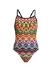 Funkita Single Strap One Piece Go Safari - Girls Rapid Swimshop