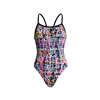 Funkita Single Strap Flickering Forest Rapid Swimshop